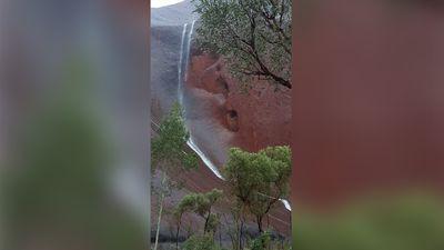 (Facebook/Parks Australia/Uluṟu-Kata Tjuṯa National Park)