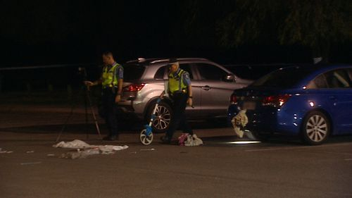 A Perth family is grieving the loss of their six-year-old son after he was hit and killed by a car in Maddington.