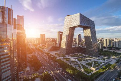 5. Beijing, China