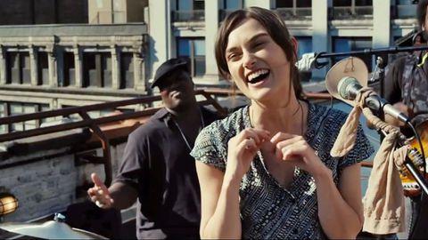 'Begin Again' trailer: Keira Knightley can actually sing!