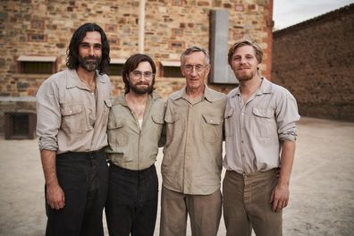 Daniel Webber, Escape From Pretoria, Daniel Radcliffe, movie