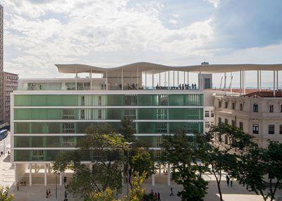 Bernardes + Jacobsen Arquitetura'sMuseu de Arte do Rio