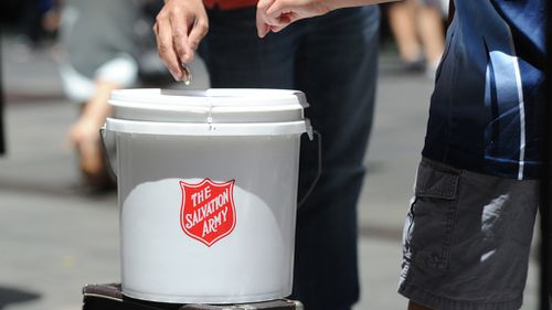 Salvation Army calls to make poverty key election issue