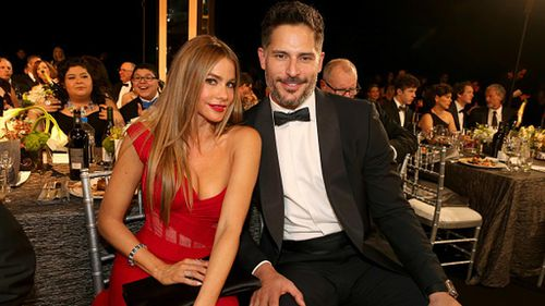 Sofia Vergara and Joe Manganiello. (Getty)