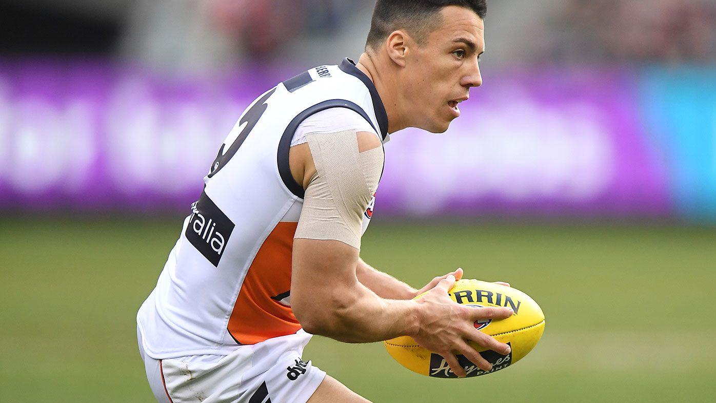Dylan Shiel appears likely to head to Essendon