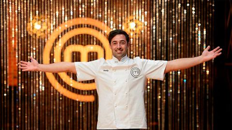 """Andy wins MasterChef: """"I'm over the moon!"""""""