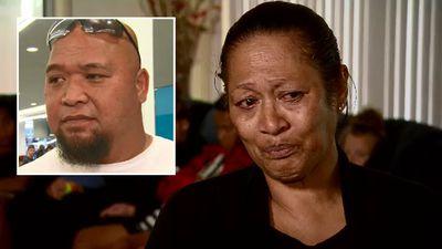 Family's fight after visa delay strands bread-winner dad in US