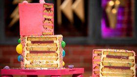 Anna Polyviou's Family Food Fight Cereal Killer Cake recipe