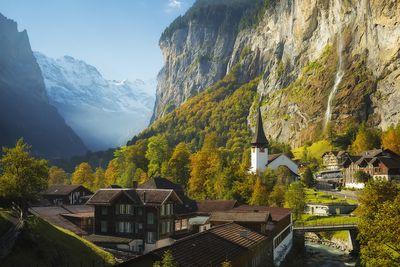 <strong>Lauterbrunnen, Switzerland</strong>
