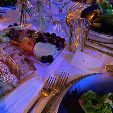 Oscar luncheon