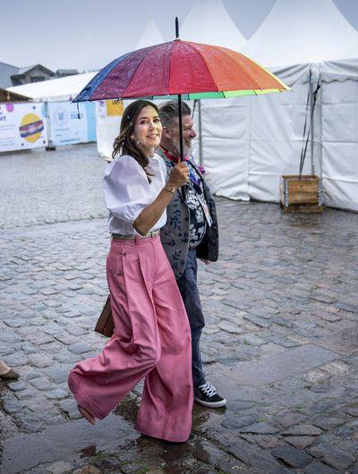Princess Mary for Copenhagen Pride, 2021