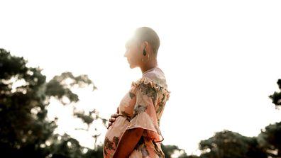 Sofia Flinn at Enchanted Wedding Photography.