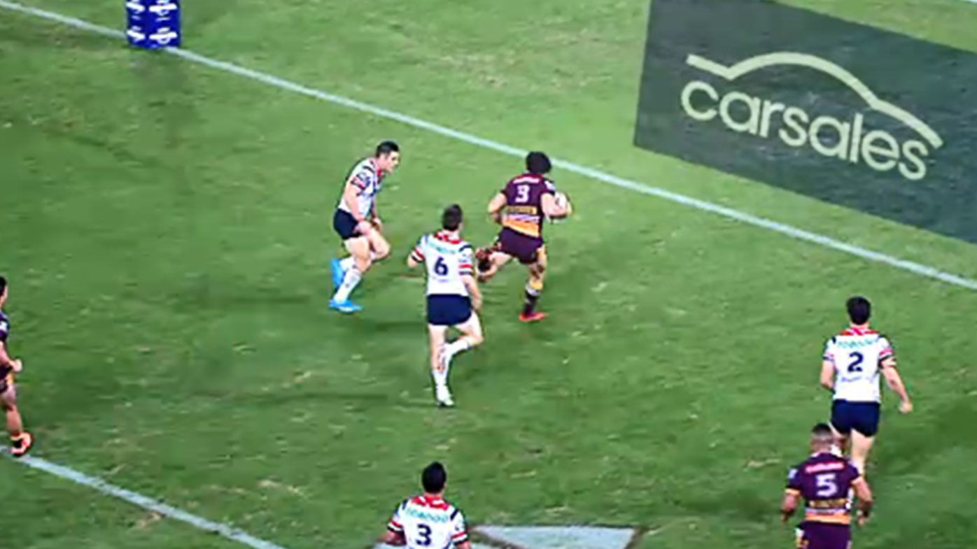 MUST WATCH: Man Shake try of the Year NRL Finals Week 2