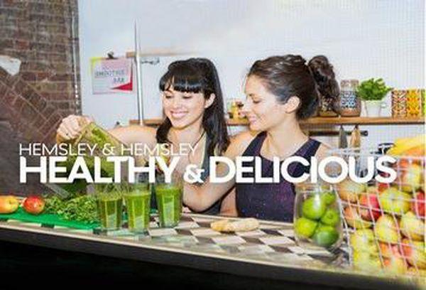Hemsley + Hemsley: Healthy & Delicious
