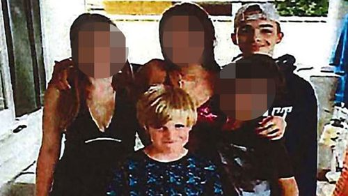 Declan Hall-Alger, 10, and Tyrell Hall-Alger, 14, have been missing since Boxing Day.
