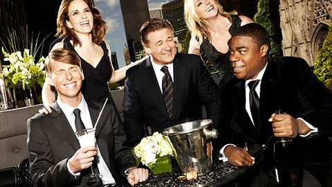 Will Tracy Morgan wreck 30 Rock's live episode?