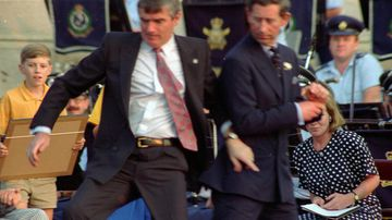 TODAY IN HISTORY: Man who fired at Prince Charles becomes criminal lawyer