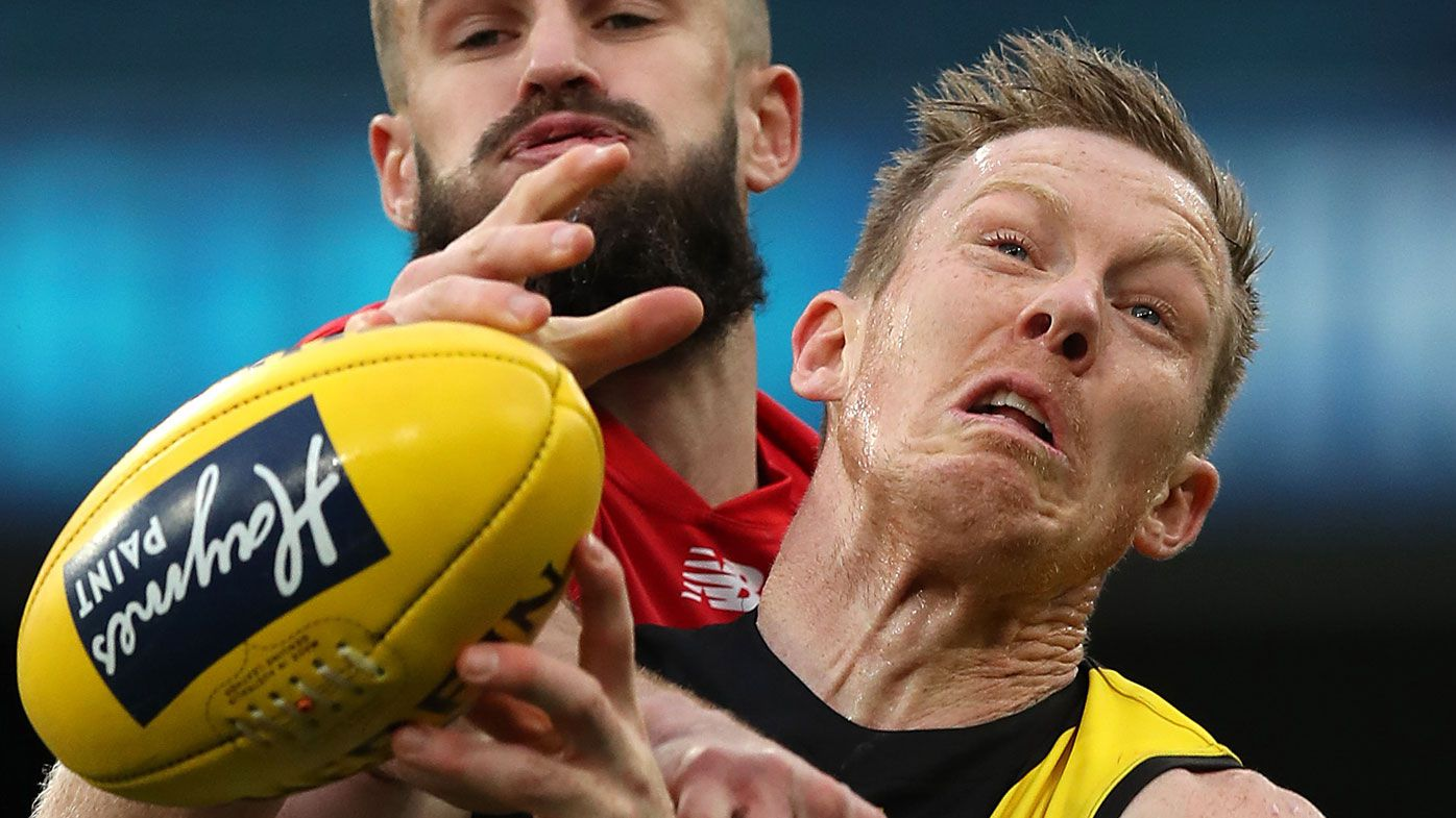 Jack Riewoldt set himself up for major backlash with hub comments, Matthew Lloyd says