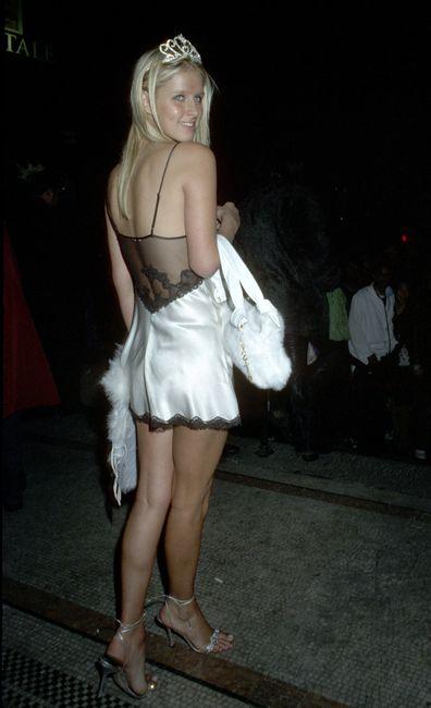 Nicky Hilton, Halloween