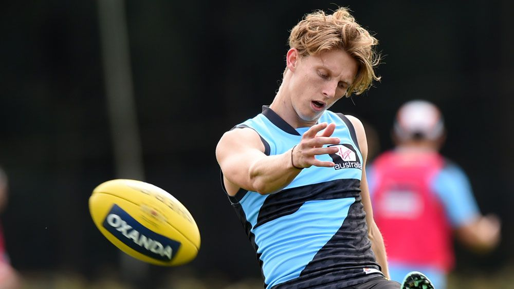 GWS player Lachie Whitfield has been banned for six months. (AAP)