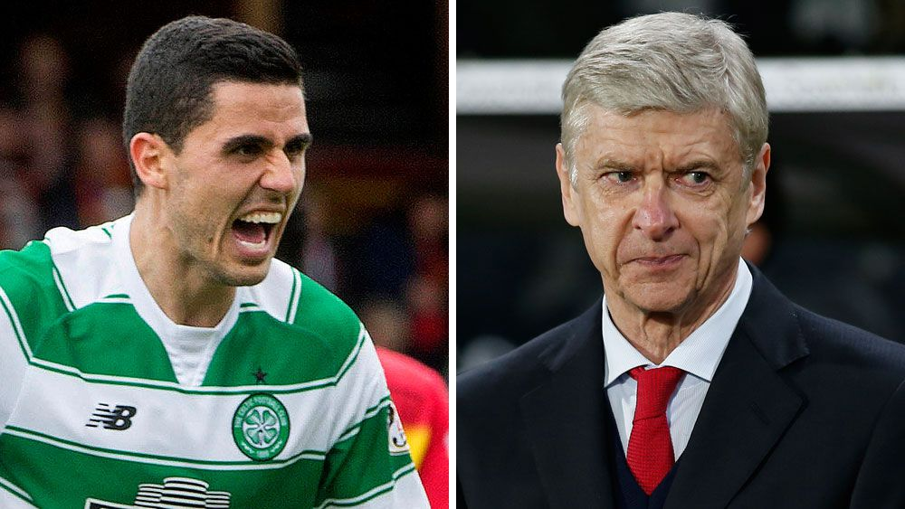 Arsenal chasing Socceroo Rogic: reports