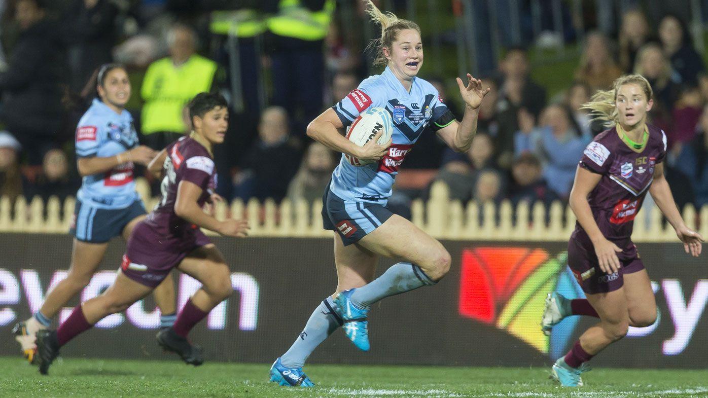 Sacked Studdon leads NSW to Origin win