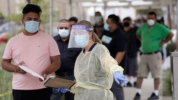 California tops 10,000 virus deaths; Italy COVID-19 cases urge
