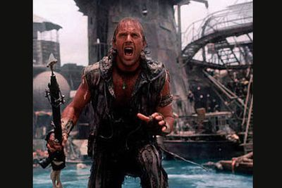 <b>Movies:</b><i> Waterworld/The Postman</i><br/>The mid-90s weren't kind to Kevin Costner. He directed, produced and acted in not one, but two post-apocalyptic sci-fi flops that won ample Razzies and lost out big time at the box office. Better off dancing with wolves or playing baseball ...