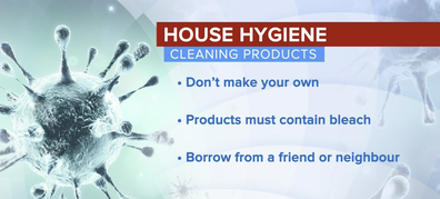 Some things to be mindful of when it comes to cleaning products.