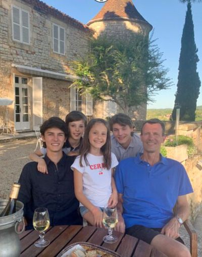 Prince Joachim's health scare, July 2020