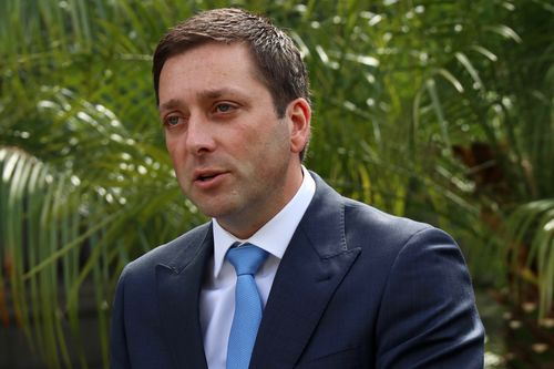 Matthew Guy has said he has no regrets over the pairing ploy. (File Image)