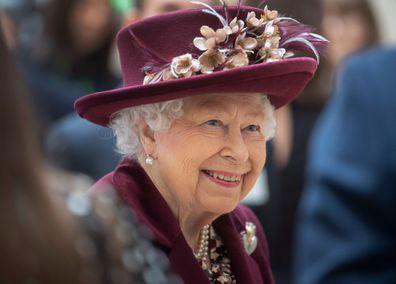 Queen's 95th birthday