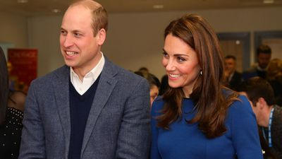 Prince William and Kate in Northern Ireland, February 2019