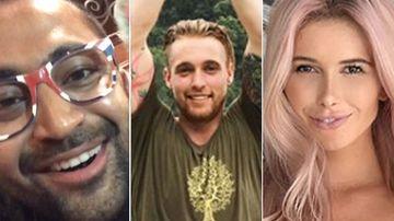 Vegas crash victims named
