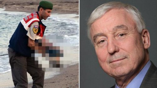 Former UK political candidate labels drowned Syrian family as 'queue jumpers' and 'greedy'