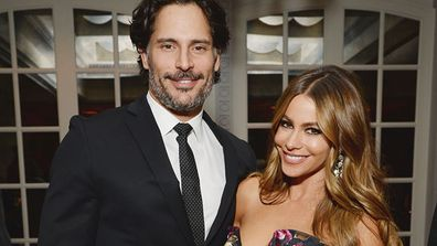 """These two are so hot, we don't know where to look. <br/><br/>Sofia Vergara and her buff new beau Joe Manganiello met at the White House Correspondents Dinner in May when Sofia was still engaged to ex-fiance Nick Loeb... which is where Joe was pap-snapped checking out his future girlfriend's pert derriere. Naughty! <br/><br/>But sources say the hot new hook-up is no surprise to them, with friends saying that the <I>Magic Mike XXL</I> star had crushed on Sofia from afar. """"He's been smitten for years,"""" they told <I>HollywoodLife</i>. <br/><br/>Talk about a happy ending..."""