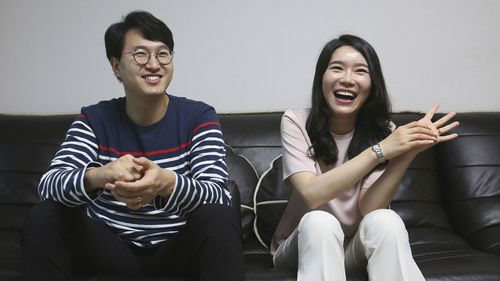 How North Korean defectors are finding love south of the border