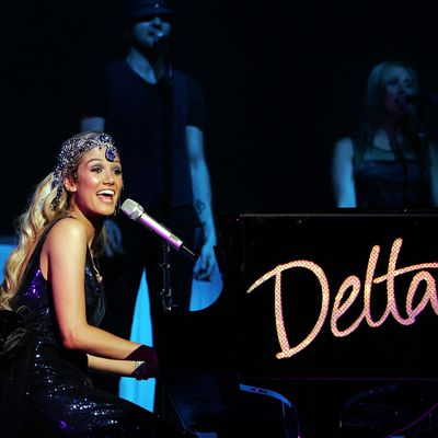 Delta Goodrem: 2009