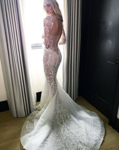 Pallas Couture, Spring 2017, New York Bridal Fashion Week