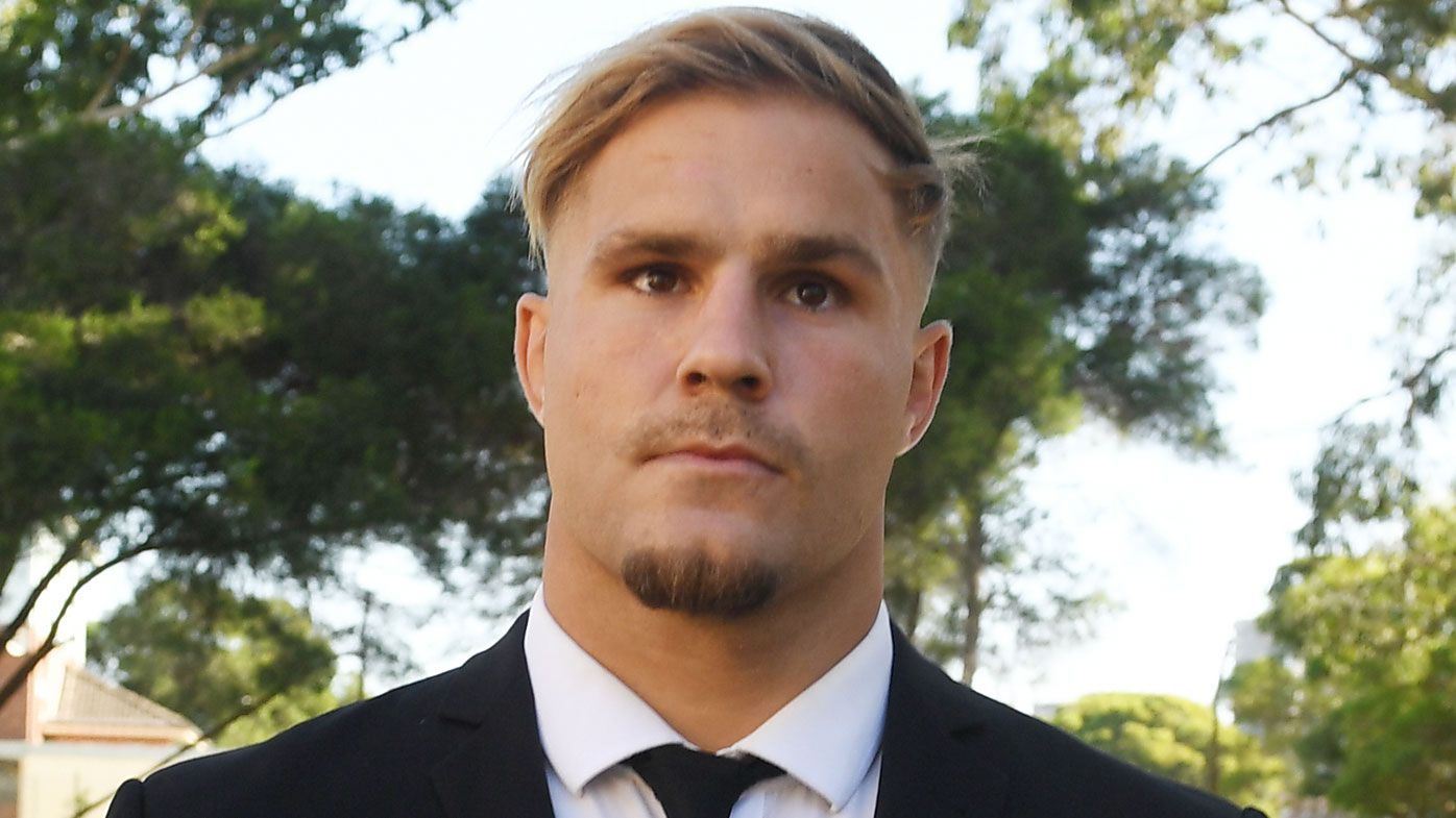 Dragons star Jack de Belin stood down under new ARLC player behaviour policy