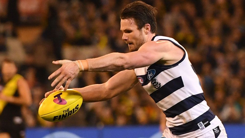AFL 2017: Geelong Cats star Patrick Dangerfield says nothing has changed despite loss to Richmond Tigers