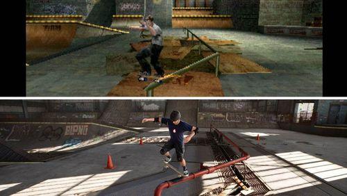 Tony Hawk's Pro Skater has been remastered