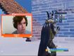 A Fortnite player has been charged over the alleged assault of his partner.