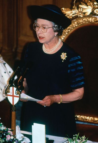 A look back at the Queen's most personal statements over the years