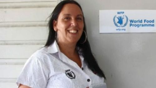Jennifer Downes was found dead at her home in Suva, Fiji.
