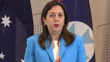 Queensland Premier Annastacia Palaszczuk delivers a COVID-19 update today.