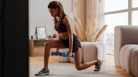 Strength training is as important as cardio — and you can do it from home