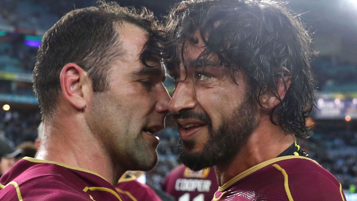 EXCLUSIVE: Cameron Smith backed as potential Queensland State of Origin coach by JT
