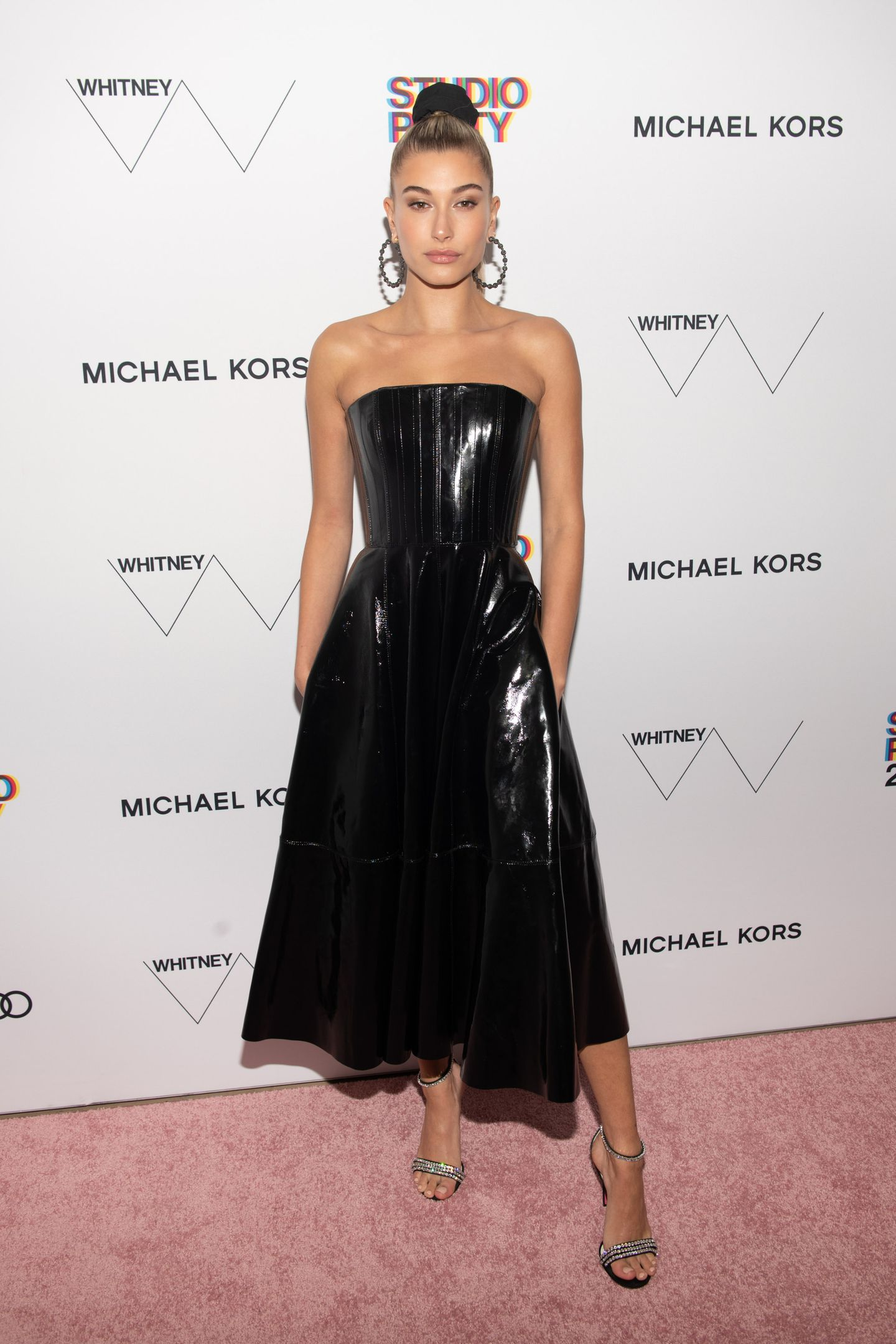 Hailey Baldwin\'s wedding dress picks