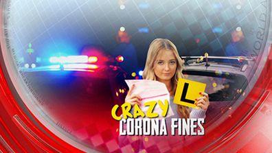 Crazy corona fines